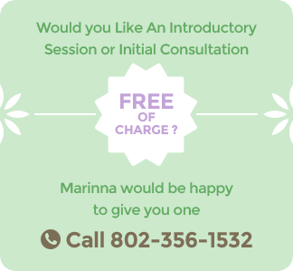 Get a Free Introductory Session with Marinna Hinkle